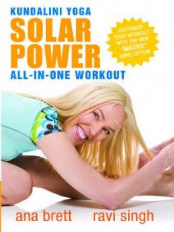 Solar Power DVD cover